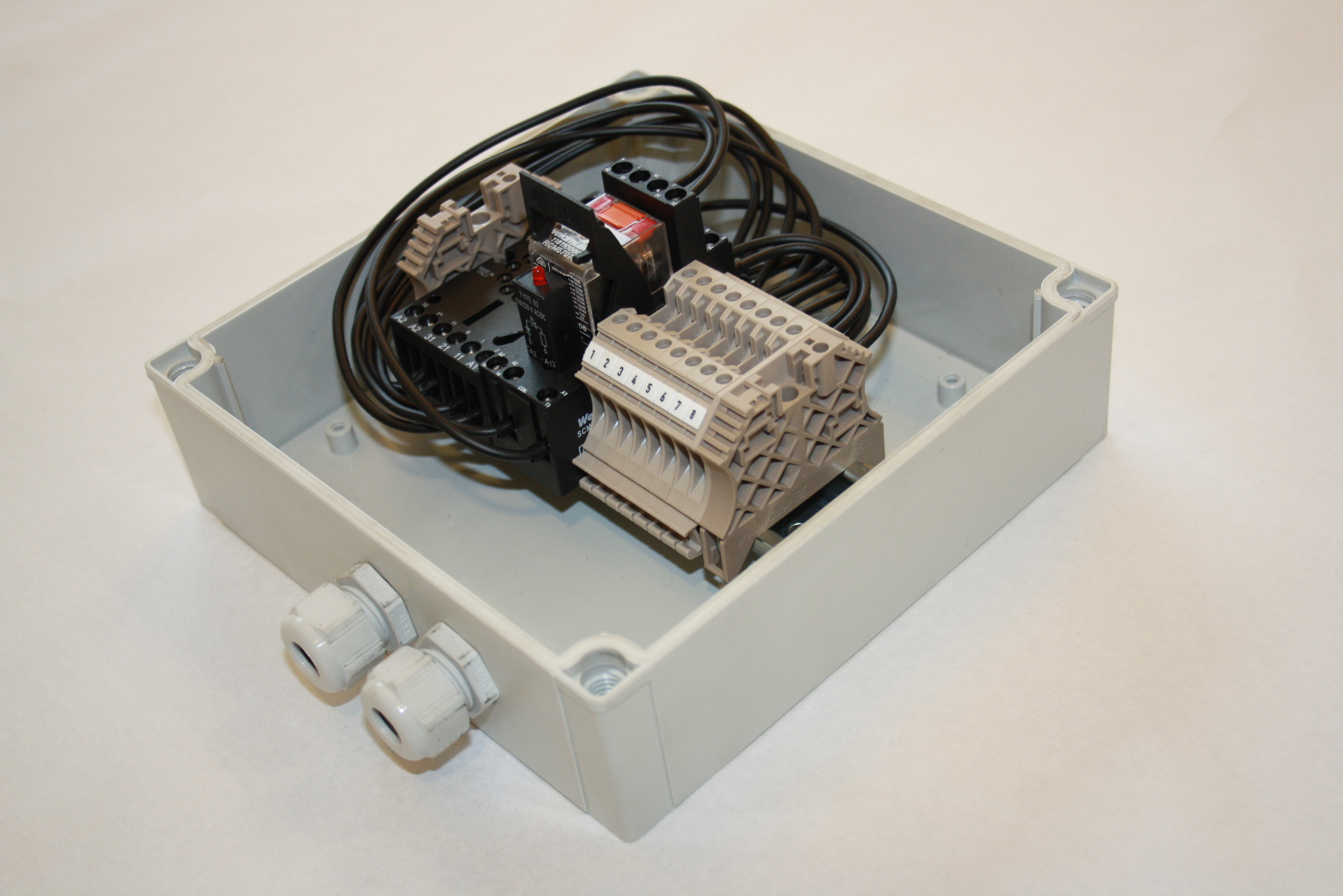 Wiper and Control Systems